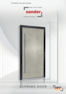 Supreme Door Deckblatt