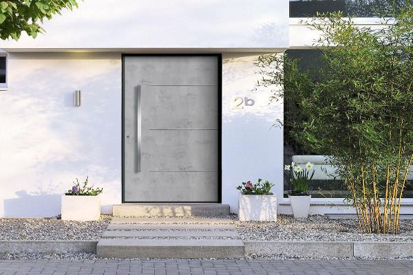 Aluminium Türe